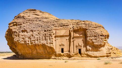 Descubre Al-Hijr, la hermana pequeña de Petra que podrás visitar tras 2.000 años cerrada