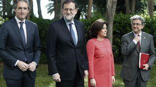 Rajoy: Ja sóc aquí