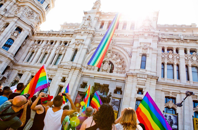 Foto: Música, carreras, cabaret, arte... No falta de nada en el Madrid Orgullo (Foto: Mado)