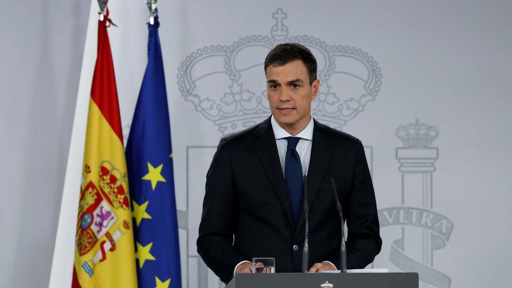 Foto: Pedro Sánchez, presidente del Gobierno. (Reuters)