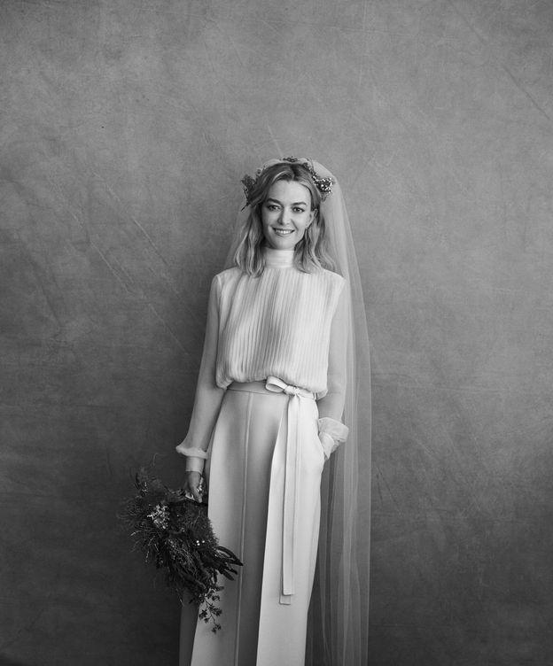 Foto: Foto oficial de la boda de Marta Ortega y Carlos Torretta. (Peter Lindbergh)