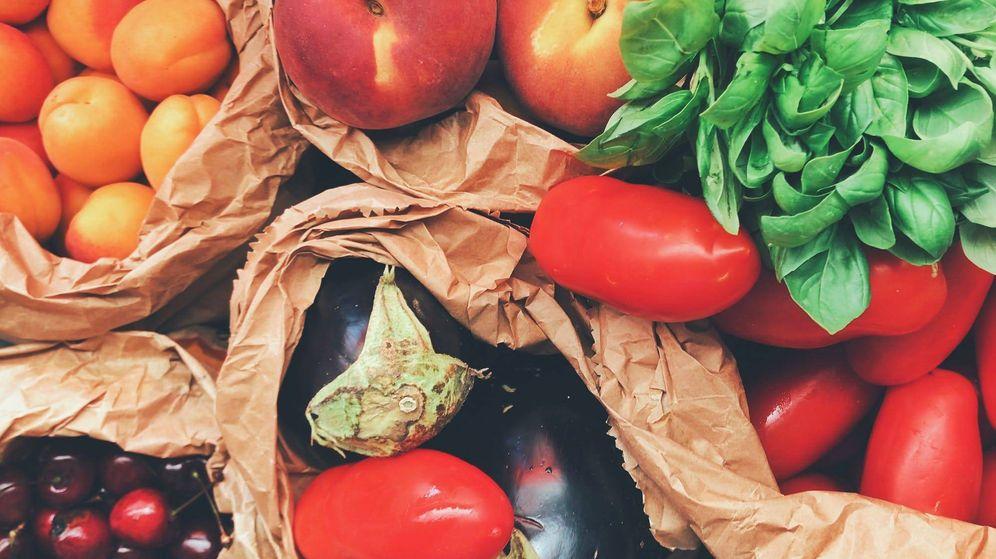 Foto: Frutas y verduras. (Pixabay)