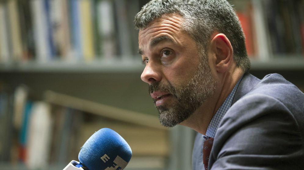 Foto:  El conseller de Cultura de la Generalitat, Santi Vila. (EFE)