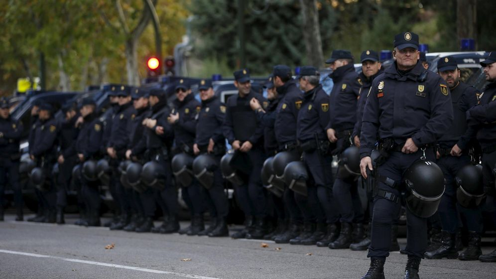 premio princesa de asturias la polic a nacional