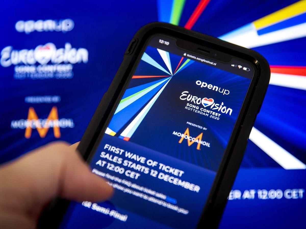 Foto: Eurovisión (EFE)
