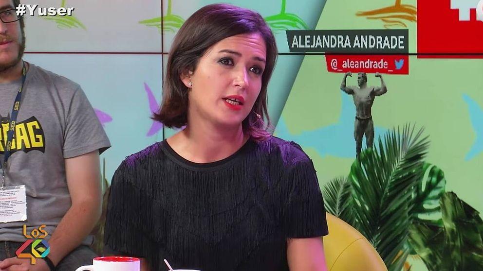 Alejandra Andrade desvela cómo vivió que la apuntaran con una pistola