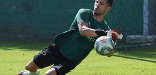 Post de Luca Zidane se lesiona y el Real Madrid ficha a un portero del Rayo Vallecano