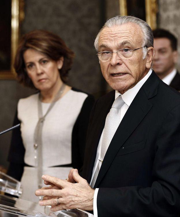 Foto: El presidente de CaixaBank, Isidro Fainé. (EFE)