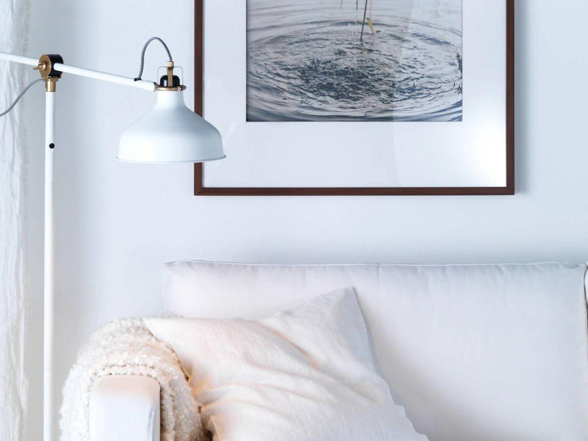 Foto: Lámparas perfectas para tu rincón de trabajo, como esta de Ikea. (Cortesía)