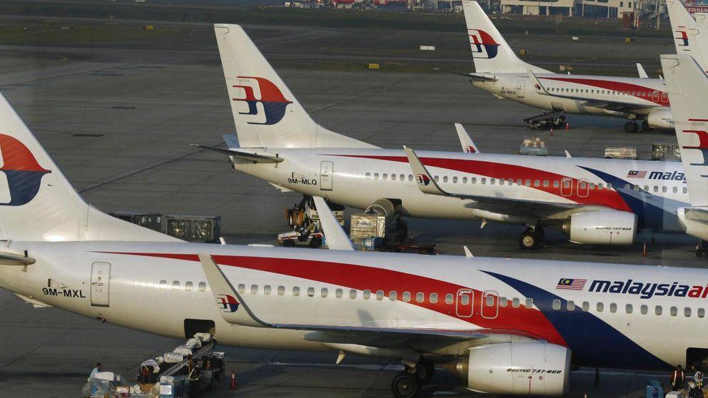 Piratas informáticos del EI atacan la web de Malaysia Airlines