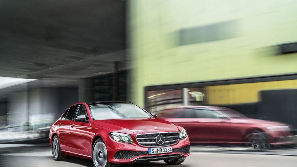 Nuevo Mercedes Clase E, en abril desde 48.500 euros