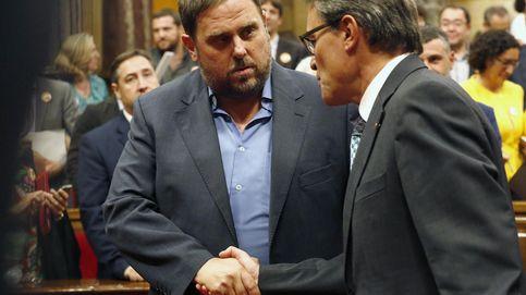 La fractura del nacionalismo blinda definitivamente el proceso catalán