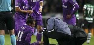 Post de Bale se pierde el Clásico e incluso podría pasar por el quirófano