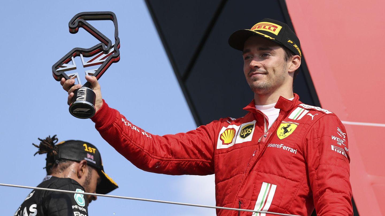 Leclerc subió al podio por primera vez en 2021 en el a priori peor circuito hasta el momento para Ferrari.
