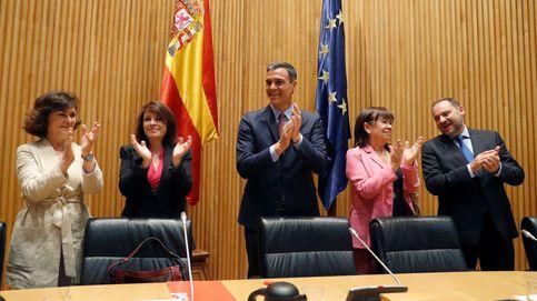 Sánchez exhibe fuerza parlamentaria y ofrece ocho acuerdos a la oposición