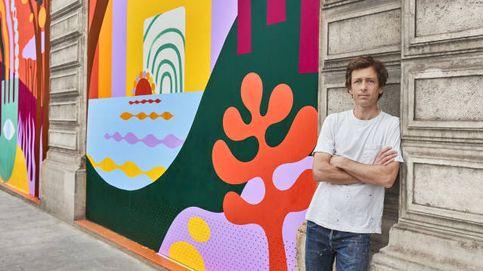 Louis Vuitton quiere resucitar al lujo haciendo uso del arte callejero