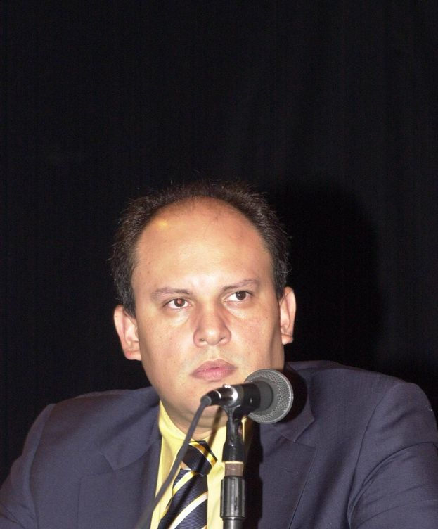 Foto: El chavista Nervis Villalobos.