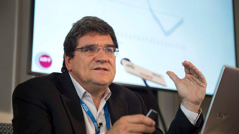 Foto: José Luis Escrivá, presidente de la AIReF. (Efe)