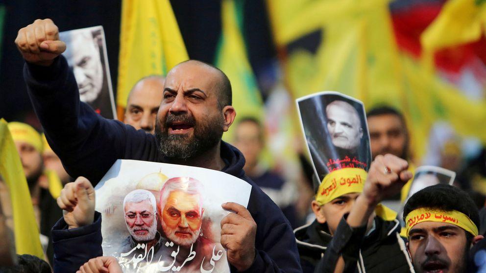Irán ejecutará a un agente de la CIA por el asesinato del comandante Suleimani