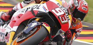 Post de Marc Márquez reina en Sachsenring y se afianza en el liderato
