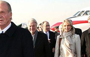 Corinna también ofreció a Urdangarin su jet, pagado por el 'contable' de Gürtel