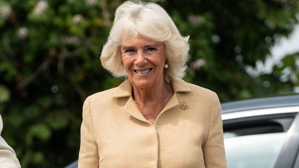Foto: Camilla en una de sus últimas apariciones. (Getty)