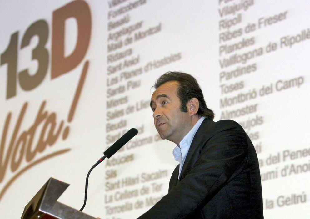 Foto: El periodista Miquel Calzada en una foto de archivo. (Efe)