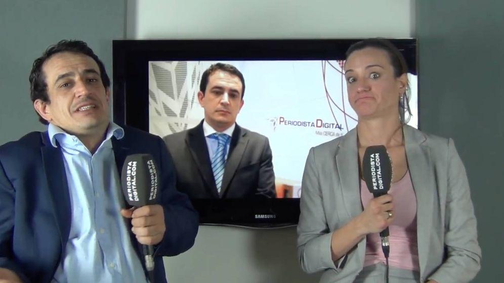 Foto: Los expertos Simón Pérez y Silvia Charro en su análisis para Periodista Digital. (Youtube)