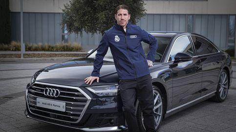 Audi entrega más de dos millones de euros en coches a los jugadores del Real Madrid
