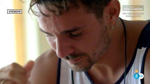 'Tentaciones': Manuel, destrozado tras recibir por sorpresa las joyas de Lucía
