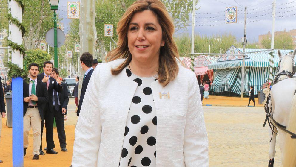 Seguimos los pasos de Susana Díaz en su fin de semana por Tarifa