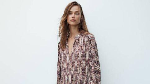 Este vestido estampado de Massimo Dutti regala looks espectaculares