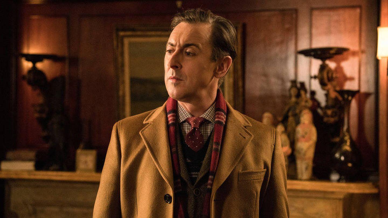 Alan Cumming, protagonista de 'Instinct'. (Jonathan Wenk - CBS)