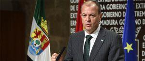 Foto: Monago baja los impuestos en Extremadura