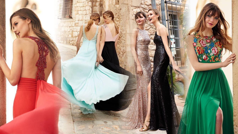 016f2adf77a915 Vestido invitada boda: Cuatro looks perfectos para invitadas a ...