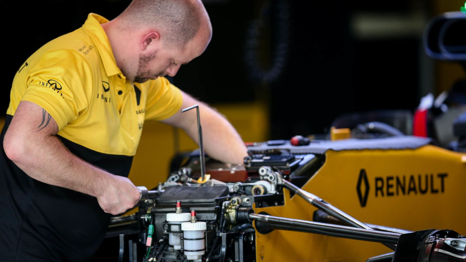 Foto: Renault espera para el 2018. (EFE)