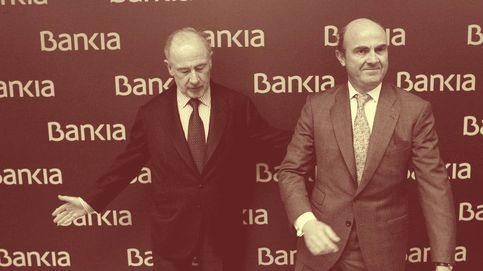 La Audiencia pide detalles de la reunión de Guindos, Botín, Fainé y FG por Bankia