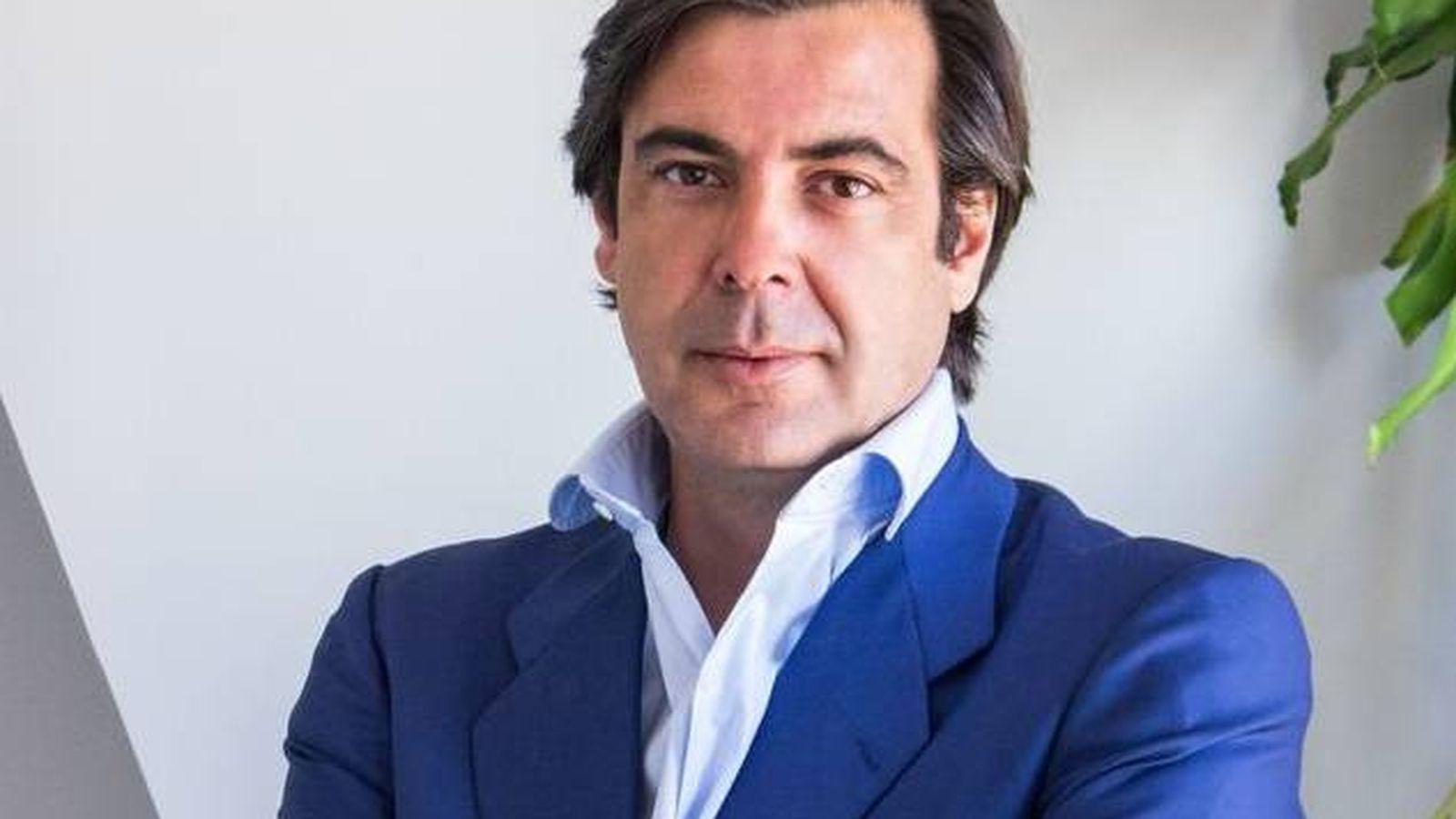 Foto: José Manuel González, nuevo número dos global de Hyperion. (Howden)