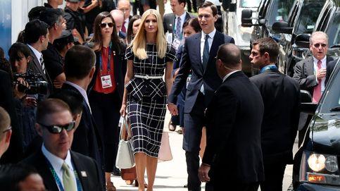 Trump vs Trump: Melania e Ivanka, dos primeras damas de EEUU en Argentina