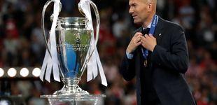 Post de Zidane gana la Champions y el pulso a Sánchez: tendrá voz en los fichajes