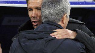 Simeone retorna al Santiago Bernabéu, el estadio donde tuvo culo para ganar