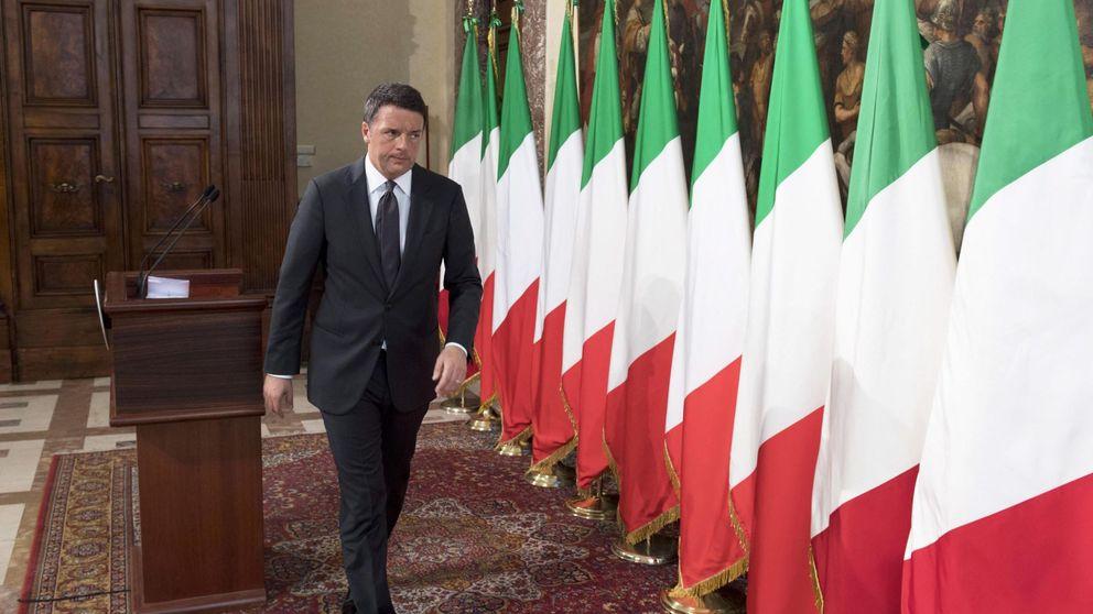 Las Italias (enfrentadas) del referéndum  de Renzi