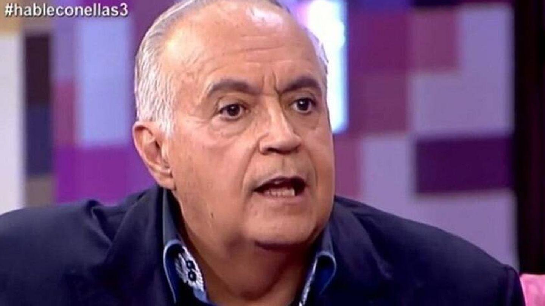El productor José Luis Moreno. (Mediaset)