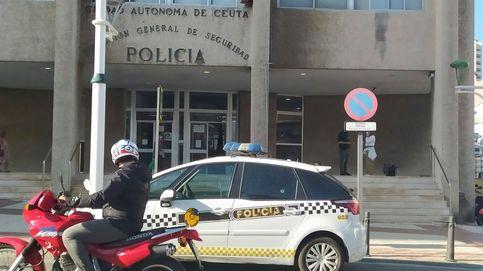 Un hombre intenta quemarse a lo bonzo en el desalojo de su chabola en Ceuta