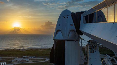 Cancelado el lanzamiento histórico de la NASA y SpaceX: dos astronautas y una nueva nave