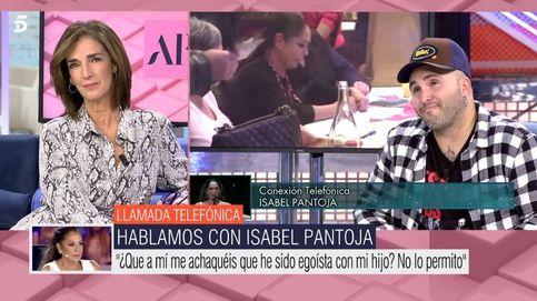 Ana Rosa frena la ira de Isabel Pantoja contra Paloma García Pelayo