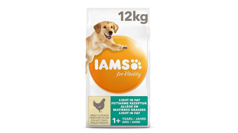 Pienso para el control de peso IAMS