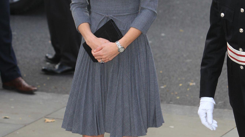 Foto: La duquesa de Cambridge en una imagen de archivo (Gtres)