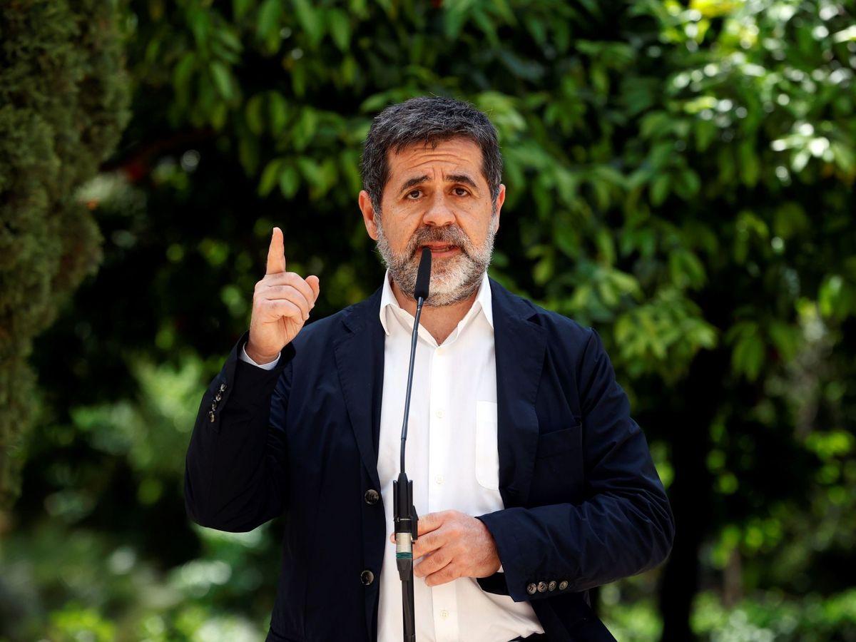 Foto: El secretario general de JxCAT, Jordi Sànchez. (EFE)