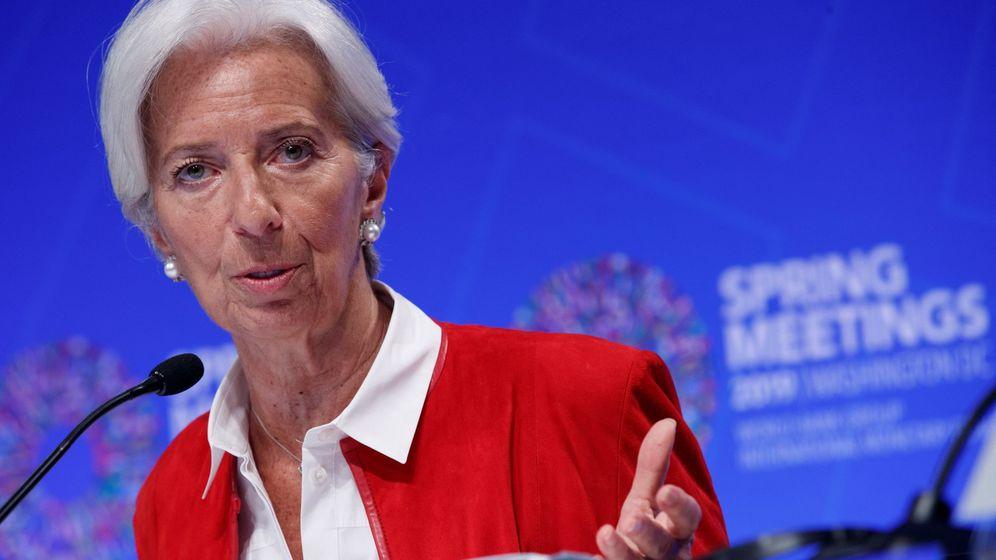 Foto:  Con Lagarde nominada para el BCE la UE busca candidatos para el FMI